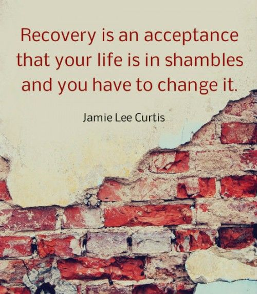 drug recovery inspirational quotes
