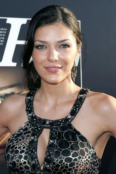 Adrianne Curry ...... She is best known as the first winner of the reality television series America's Next Top Model.