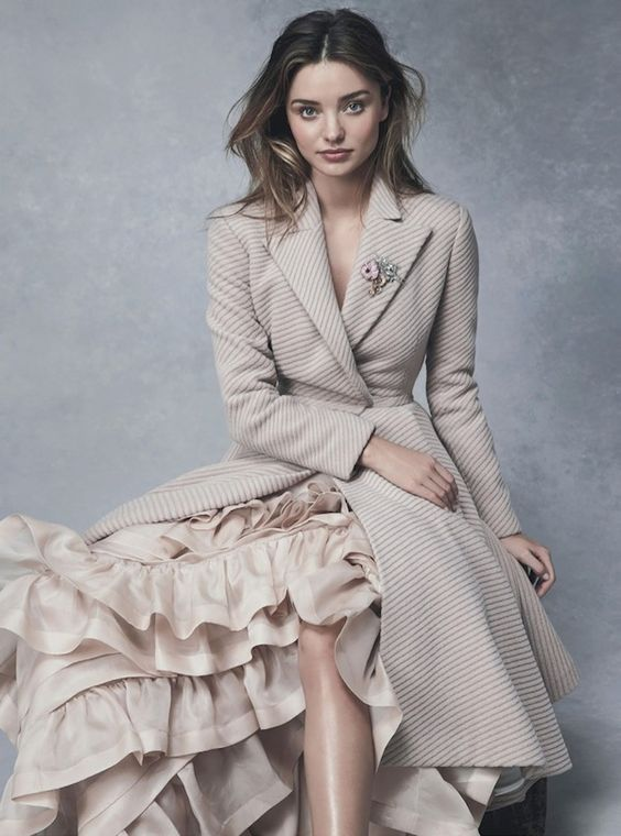 Miranda Kerr for Vogue Australia