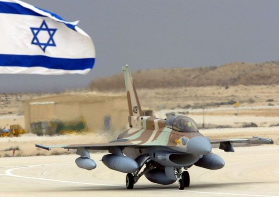 Israeli Air Force F-16 Fighting Falcon, known in Israeli service as Viper.