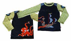 Prachtstückle: Piraten-Kraken-Pepe