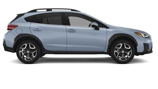 Subaru Crosstrek Cool Grey Khaki Subaru Crosstrek Subaru Best Compact Suv