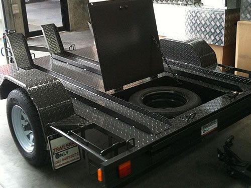 We manufacture bike trailers with removable loading ramps and offer a range of…