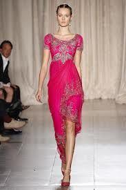 vestido de Marchesa 2013 - Buscar Con Google