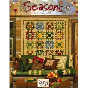 Leisure Arts - Seasons Quilts, $9.98 (http://www.leisurearts.com/products/seasons-quilts.html)