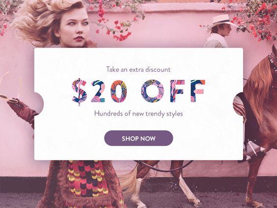 Golden discount coupons Free Vector Graphic Design Pinterest - discount voucher design