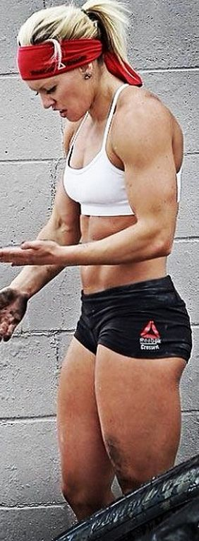 Libby DiBiase #crossfit #inspiration #fitness