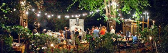 Celebrate with good friends, good food and outdoors!  Let's create the outdoor living area of your dreams.  You deserve it!