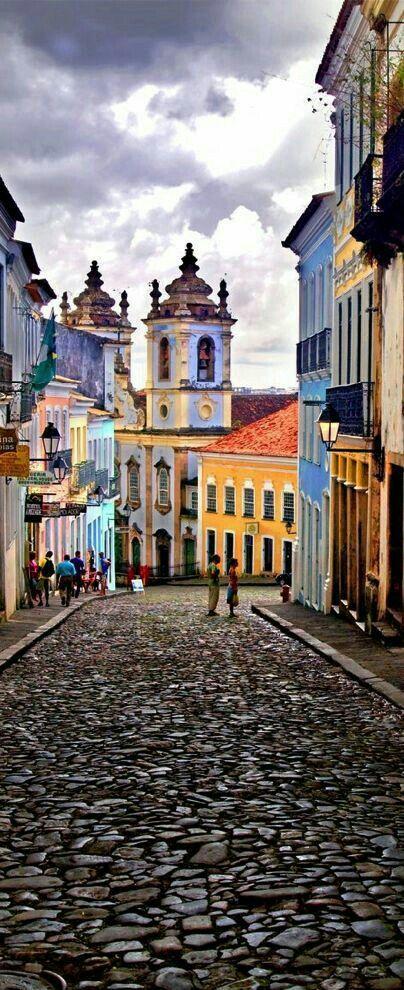 Pelourinho - Salvador (Bahia)