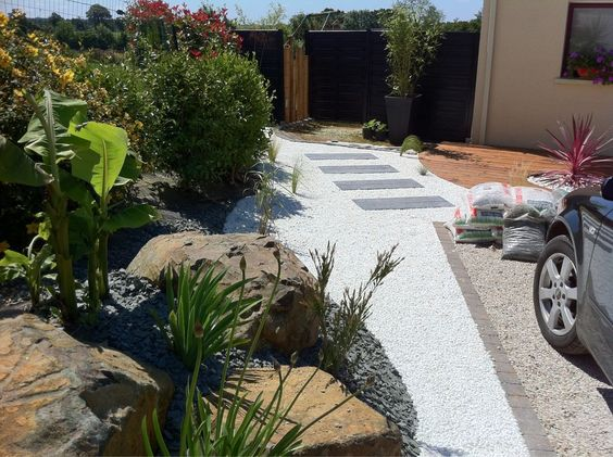 delimitation parking id es pour le jardin pinterest. Black Bedroom Furniture Sets. Home Design Ideas