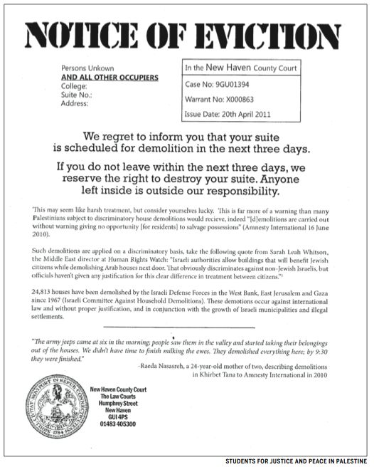 Printable Sample Eviction Notice Form Sample Template for Real - copy of an eviction notice