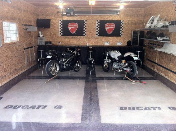 Garage Man Cave Forum : Garage man cave ideas http ducati org