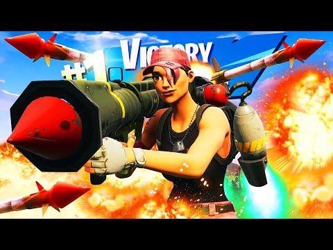 Sniper Guided Missile Fortnite Battle Royale Youtube In 2020 Fortnite Sniper Battle