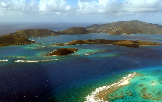 Virgin Gorda, North Sound