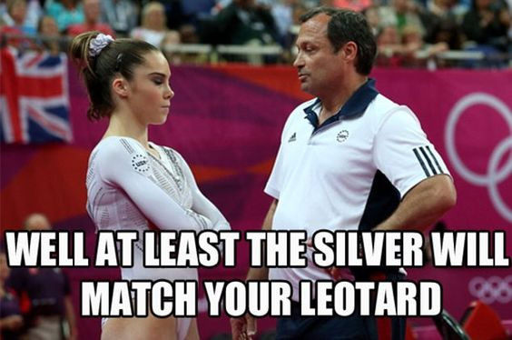 Does anyone else wonder why gymnastics, the most ignored sport in the world, becomes the center of all NBC broadcasting during the Olympics?