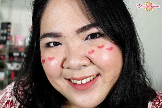 Final Look Makeup Untuk 17an