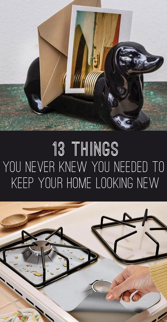 13 Things You Never Knew You Needed To Keep Your Home Looking New