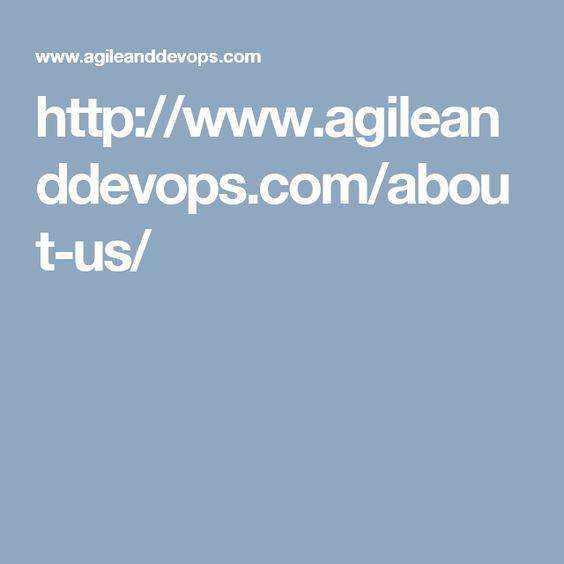 http://www.agileanddevops.com/about-us/