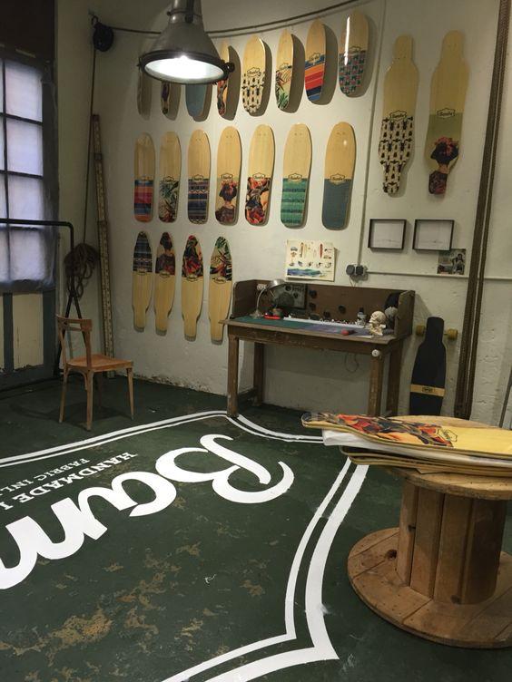 Bamba Longboards Workshop