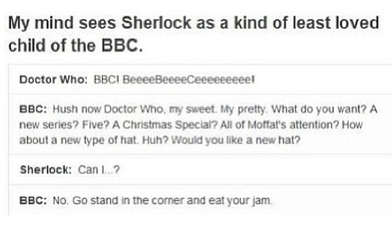 WIN. I just see a very cute little Benedict who's standing in the corner and eating his jam.