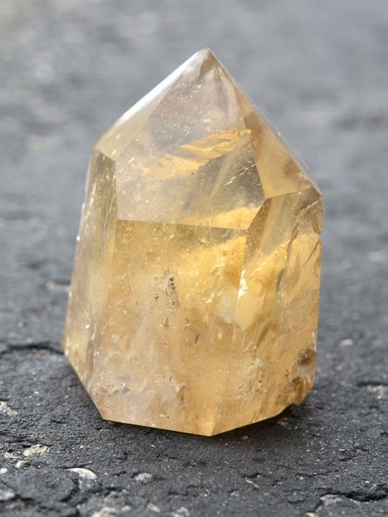 Citrine Points are one of the most powerful tools for manifesting your intentions. Placing one atop your written intention will help to manifest it into reality much faster! #citrine