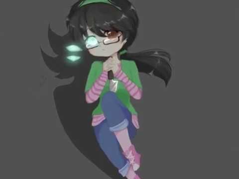 رسمة لصديقتي و احد متابعاتي الفعالات Anime Art