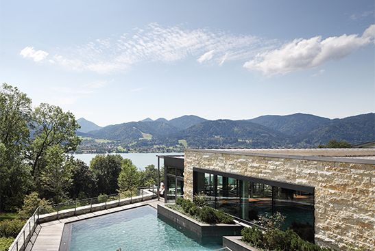 Awesome Spa Und Wellness Zentren Kreative Architektur Pictures ...