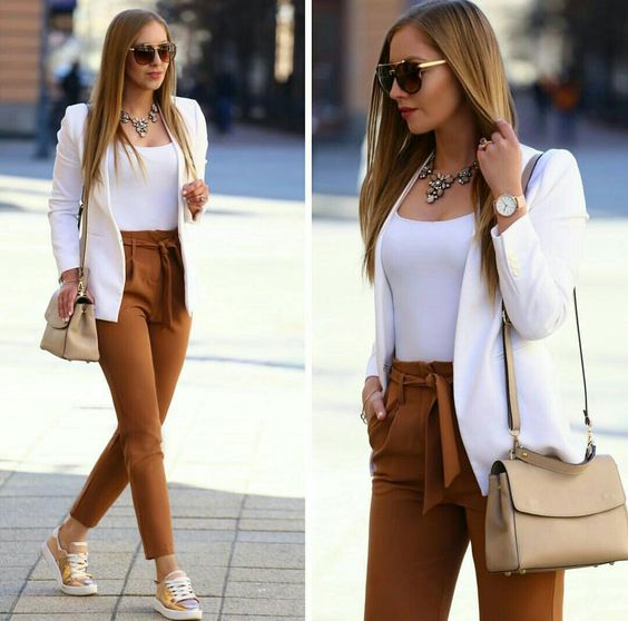 Gorgeous High Waisted Pants