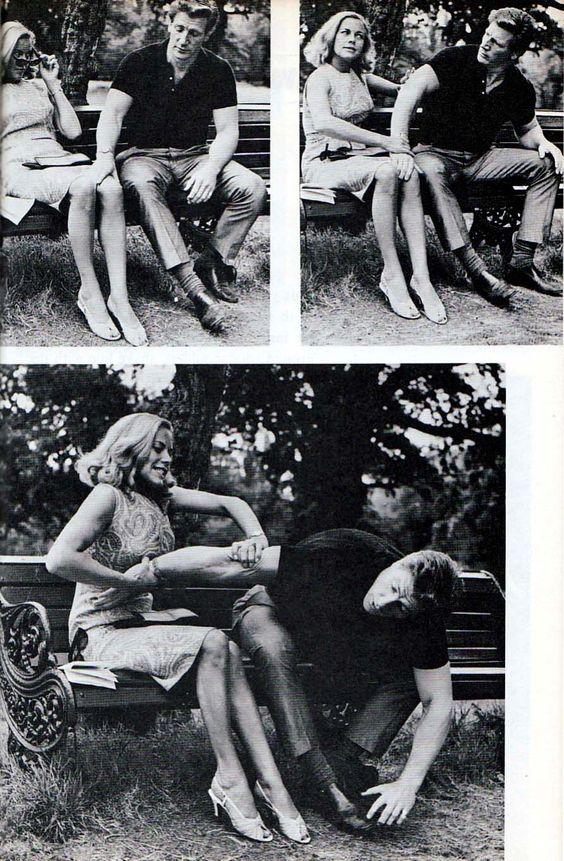 "Arrowhead Vintage: Honor Blackman demonstrates ""defense galore."""
