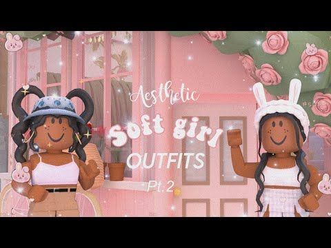 Roblox Girl Outfit Ideas With Codes Soft Girl Outfits Pt 2 Roblox Youtube In 2020 Cute Profile Pictures Roblox Custom Decals