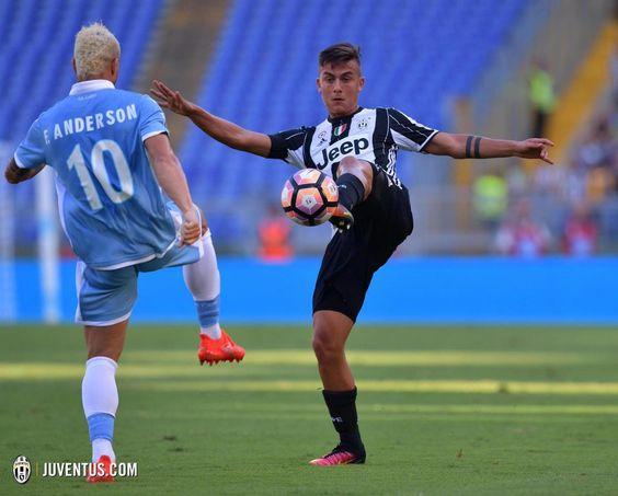 Lazio-Juventus 0-1, tabellino e pagelle: una buona Lazio si arrende a Khedira - http://www.maidirecalcio.com/2016/08/27/lazio-juventus-0-1-tabellino-pagelle.html