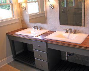 Extraordinary Bathroom Vanities Without Tops Home Depot