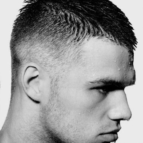 Pin By Nicole Nicky On Manner Frisur In 2020 Mens Hairstyles Short Military Haircut Haircuts For Men
