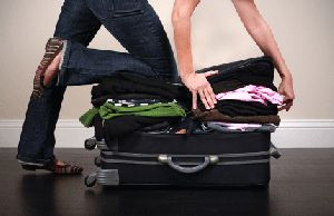 Master packing list. Yeah, I need it!