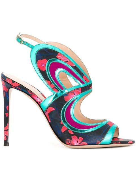 Shop Nicholas Kirkwood 'Leelee Graffiti' sandals  in Nicholas Kirkwood from the world's best independent boutiques at farfetch.com. Shop 400 boutiques at one address.