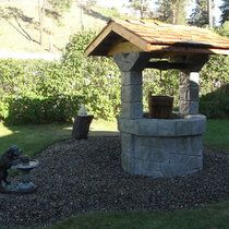 Wishing Well Water Feature