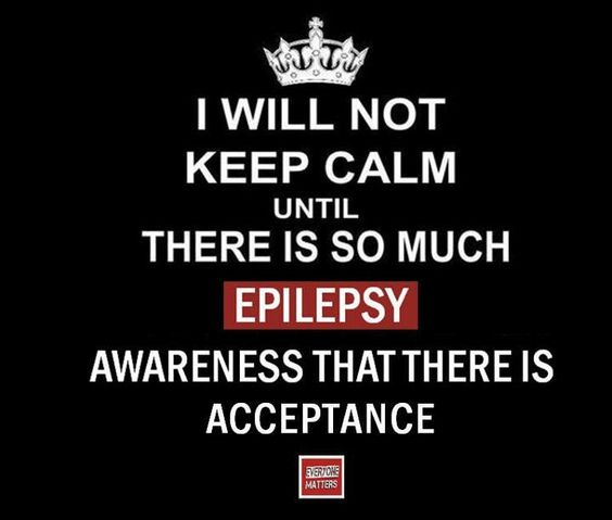 Quotes Being Strong Epilepsy: Word