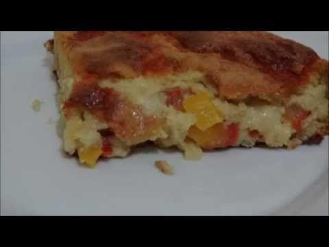 Torta de pizza integral Dukan sem farinha: passo a passo em vídeo - Bolsa de Mulher