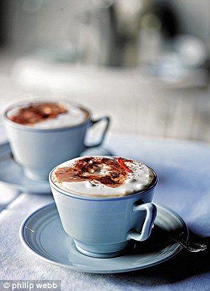 Chocolate galore! Vianne's hot chocolate