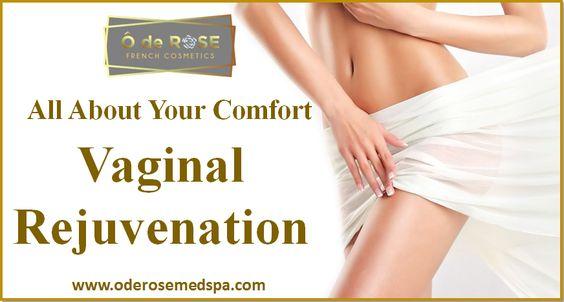 What is vaginal rejuvenation