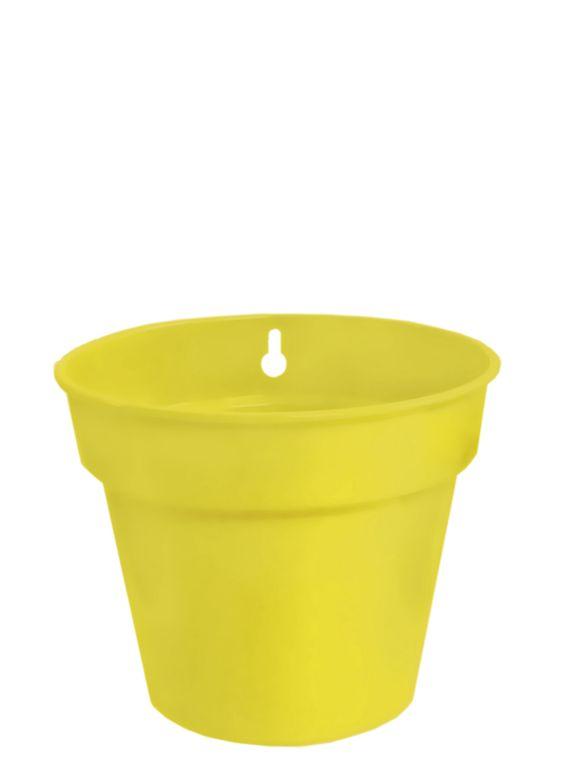 A Loja do Gato Preto | Vaso Pendurar Amarelo #alojadogatopreto