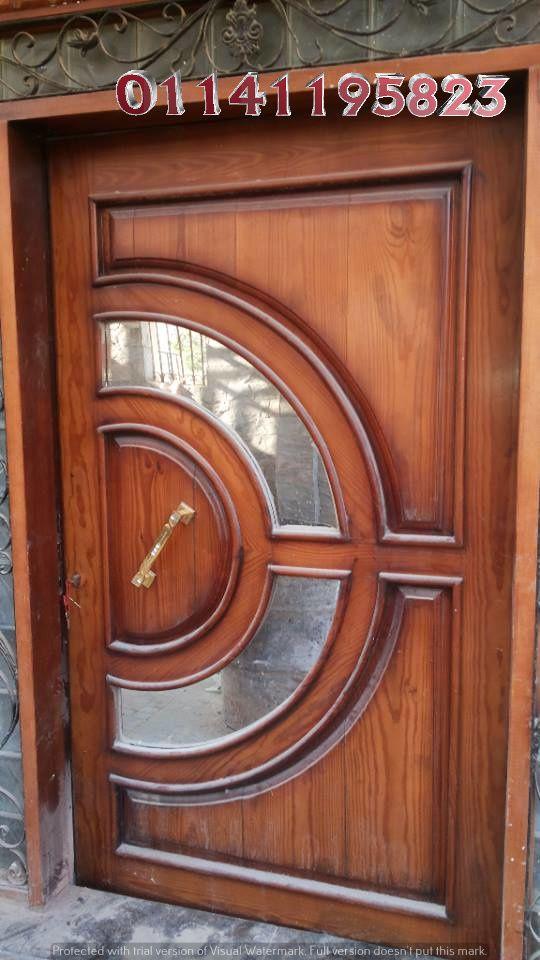 اشكال ابواب خشب داخلية Decor Furniture Home Decor