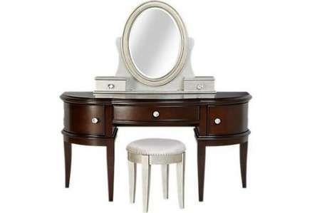 62 New Ideas For Dark Wood Desk Mirror Wood Dark Wood Desk Desk Mirror Wood Desk