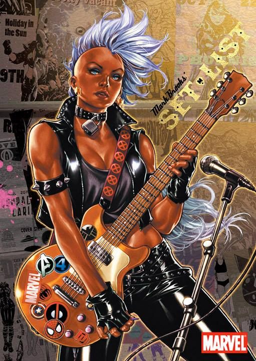 Storm by Mark Brooks