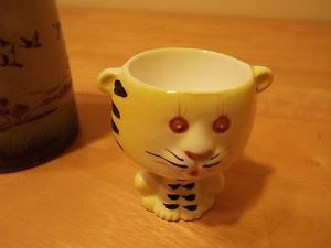 Tiger-themed-egg-cup-made-in-Japan