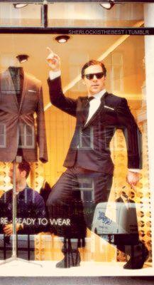 Benedict Cumberbatch ladies & gentlemen....