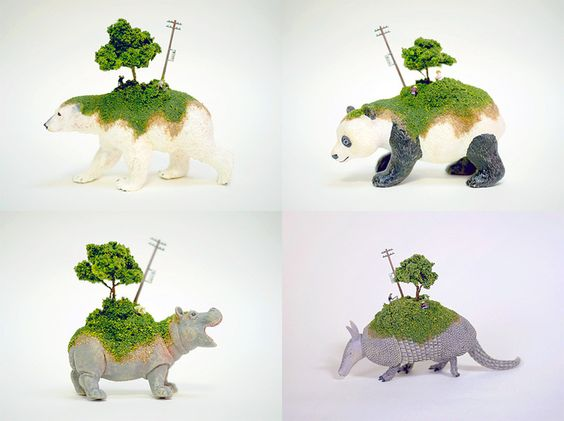 Miniature (inspiration) — tramake