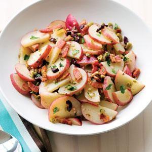 Bacon-Olive Potato Salad