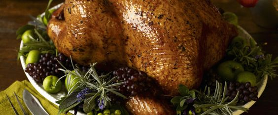 How The Turkey Got Its Name