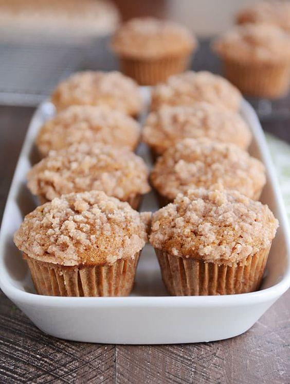 Pumpkin Cream Cheese Muffins   Mel's Kitchen Cafe